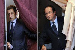 Решающий тур выборов президента Франции