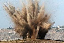 Взрыв в Мулино
