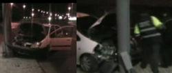 Серьезная авария в Гродненской области