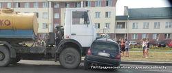 Серьезное ДТП в Слониме