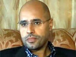 Сына Каддафи начали судить не в Гааге, а в Ливии