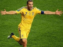 Шевченко приносит победу Украине