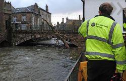 Крупнейшее наводнение в Великобритании