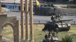 Сирийские повстанцы конфликтуют