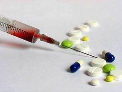 В Киеве подсаживали пациентов на наркотики