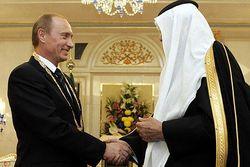 Скандал между Эр-Риядом и Москвой