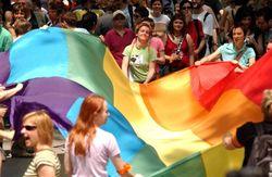 Гей-парад в Сплите