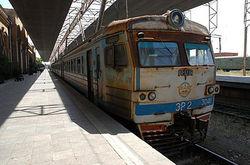 Железные дороги Армении