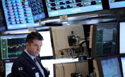 Снижение индекса Торонтской биржи