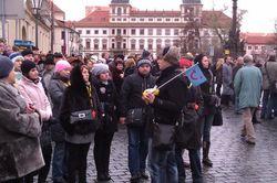 Сколько Чехия заработала в Пасху на иностранных туристах?