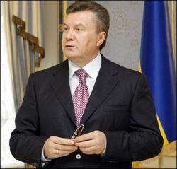 Сколько заработали за 2011 год Виктор Янукович и его супруга?