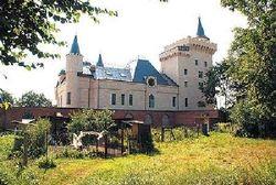 Стали известны секреты замка Галкина и Пугачевой