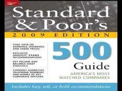 Компании Standard & Poor's 500