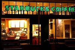 Прибыль кофейной компании Starbucks выросла более чем на 11 процентов
