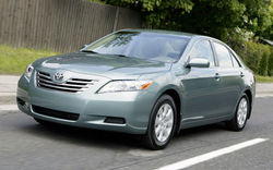 Стартовали продажи Toyota Camry