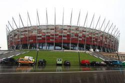 Церемония Евро-2012