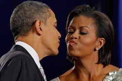 Супруга Обамы