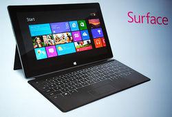 Microsoft сократила вдвое заказ на Surface