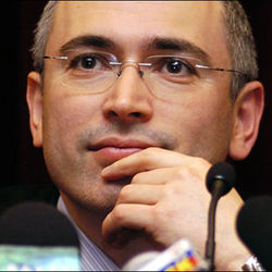 Сын Михаила Ходорковского