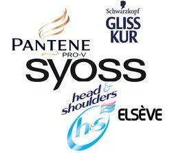 Рынок шампуней: Syoss обогнал Pantene