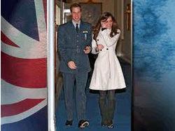 принц Уэльский и Кейт Мидлтон
