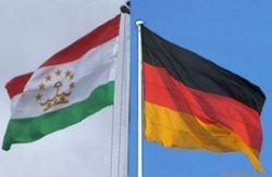 Таджикистан и Германия