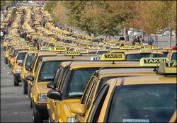 Таксистов нажились на терактах в Днепре