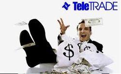 ТeleTrade ввел безрисковые депозиты форекс