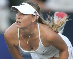 Теннисистка Шарапова