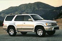Новая Toyota 4Runner