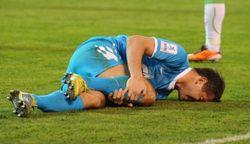 Травмы футболистов Зенита