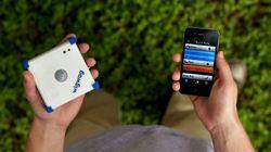 Nokia готовит Treasure Tag – стикер для поиска предметов