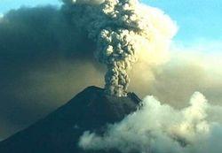 В Эквадоре разбушевался вулкан – последствия