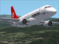 Чистая прибыль Turkish Airlines выросла в 60 раз