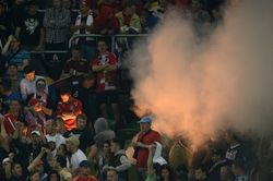 УЕФА оштрафовал Хорватию