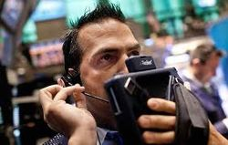 В пятницу биржи США ушли в минус на опасениях