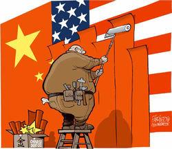 Американо-китайские отношения
