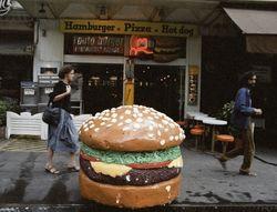 Гамбургеры для экологии