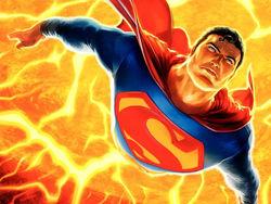 Человек с суперспособностями