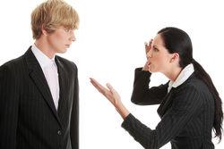 Соотношение стрессов боссов и их подчиненных