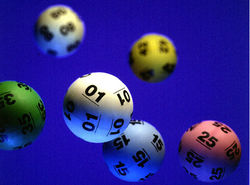 Украинцы тратят на лотереи