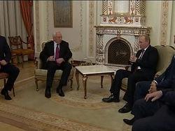 Встреча с первыми лицами РФ