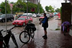 Украину снова накрывают дожди