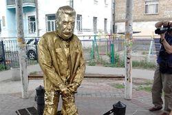 Писающие Сталины