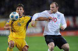 Украина-Англия