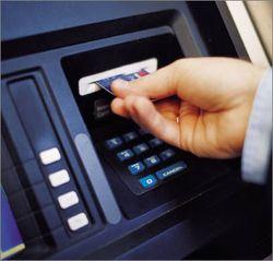 Украинцев обворовывают посредством банкоматов