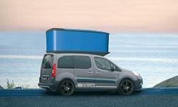 Peugeot Partner Tepee Urban Аctivity