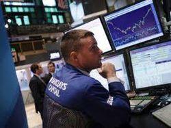 Биржи США начали торги в «медвежьем» настрое
