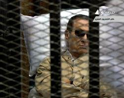 Мубарак схватился за сердце
