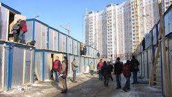 Трудовых мигрантов из Узбекистана «проэтапировали» по Московским улицам